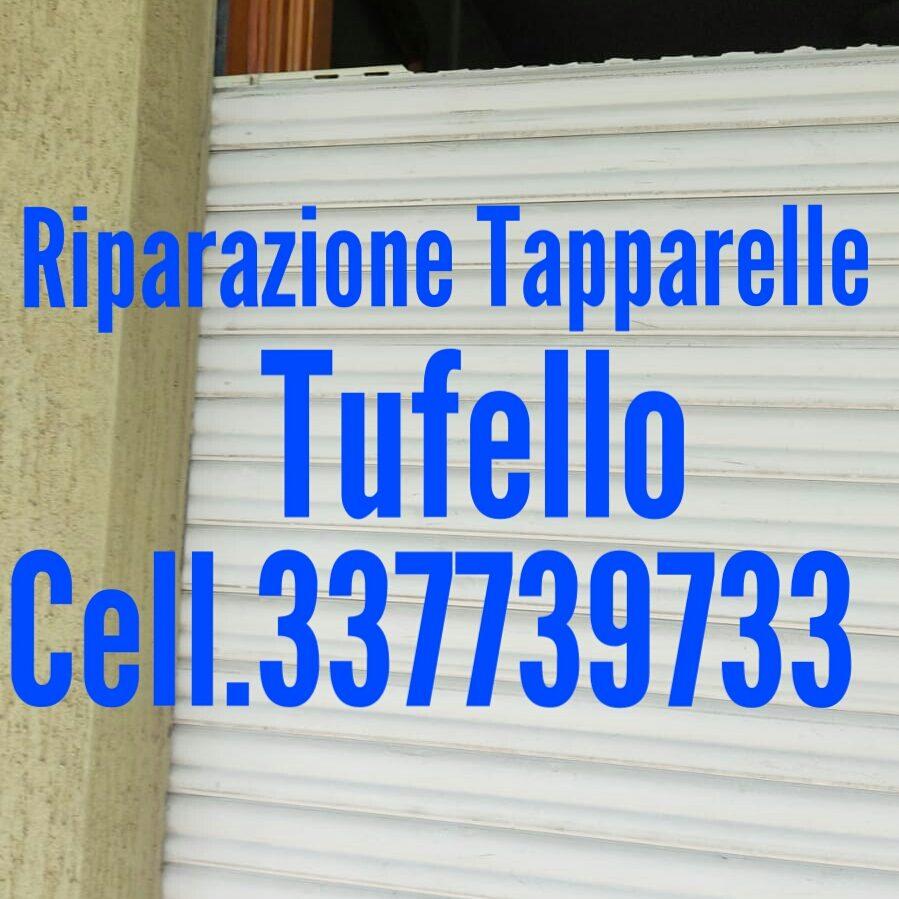 Riparazione serrande tapparelle TUFELLO cell 337739733 Dario