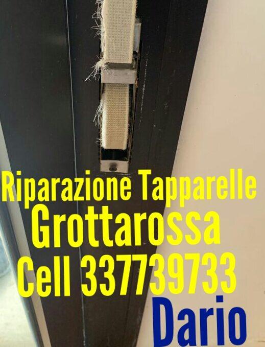 RIPARAZIONI SERRANDE CASSIA GROTTAROSSA cell 337739733 DARIO