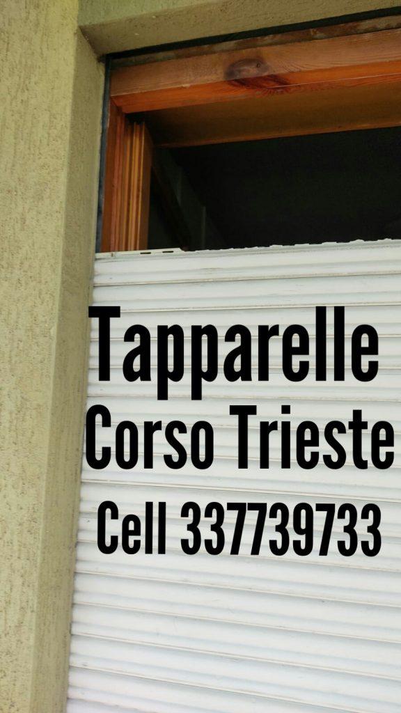 riparazione tapparelle corso Trieste Roma