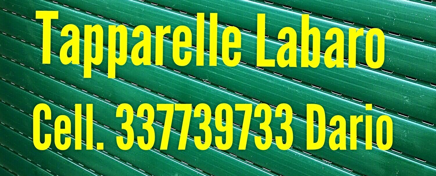 Riparazione Cinta per Tapparelle Serrande LABARO, cell 337739733 Dario